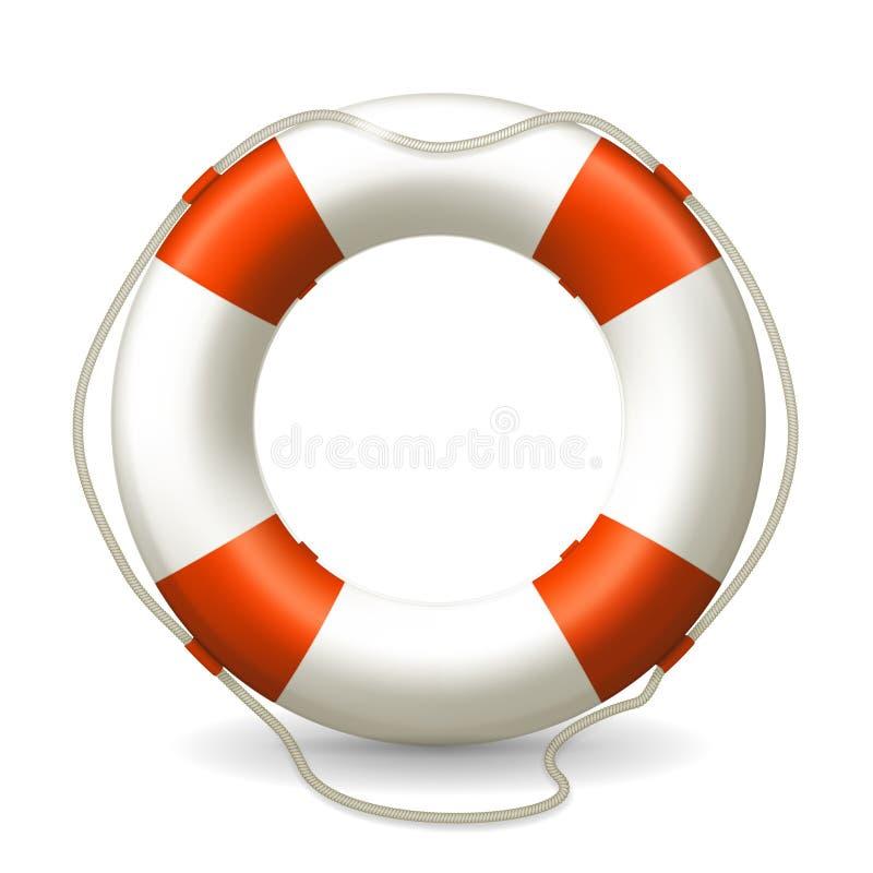 Lifebuoy stock abbildung