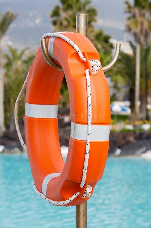 lifebuoy fotografia stock