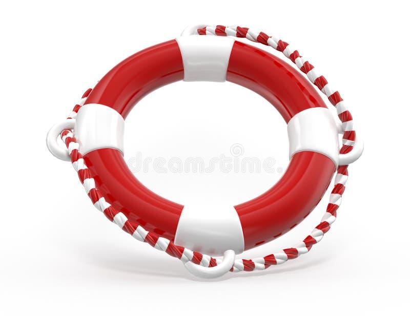 lifebuoy illustration de vecteur