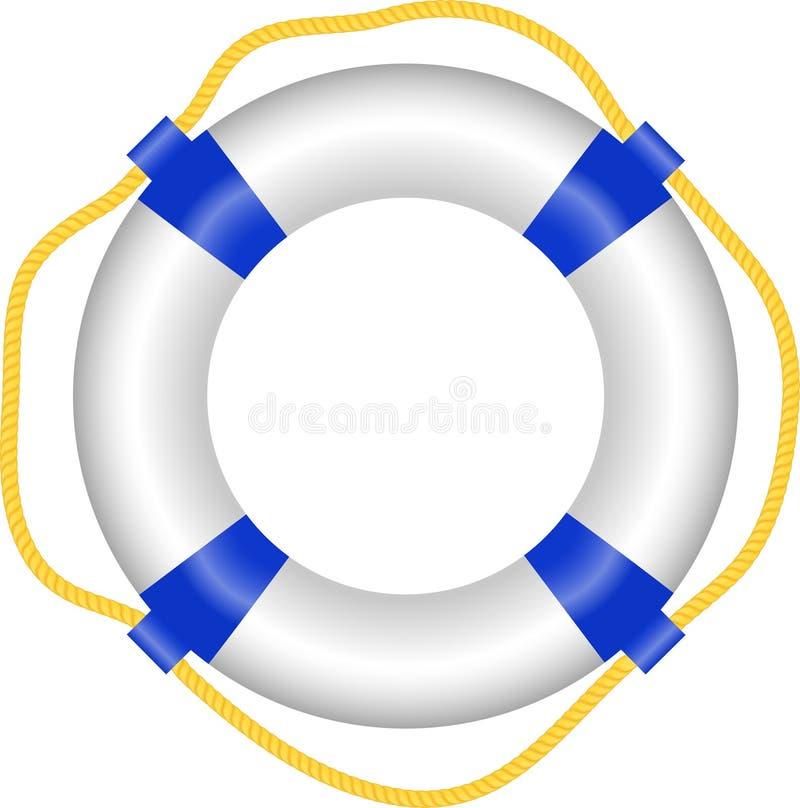 Lifebuoy lizenzfreie abbildung