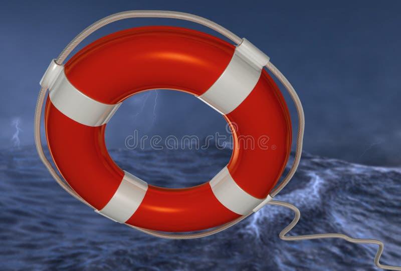 lifebuoy burza