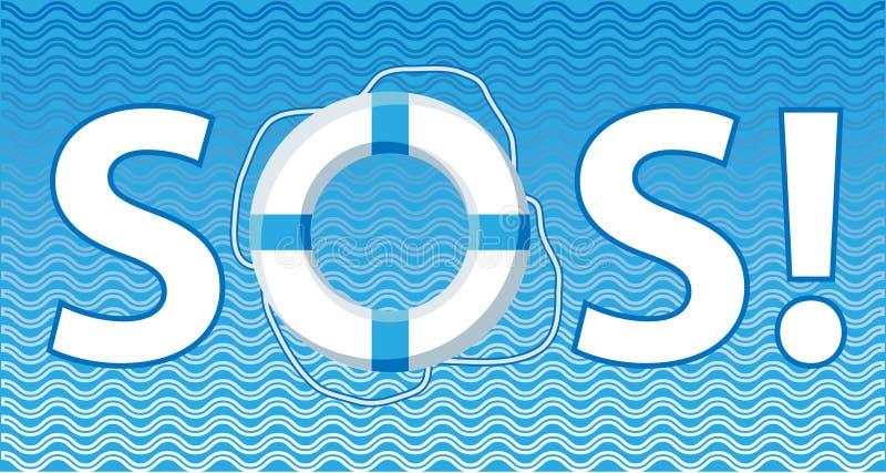 Lifebuoy PAS! stock abbildung