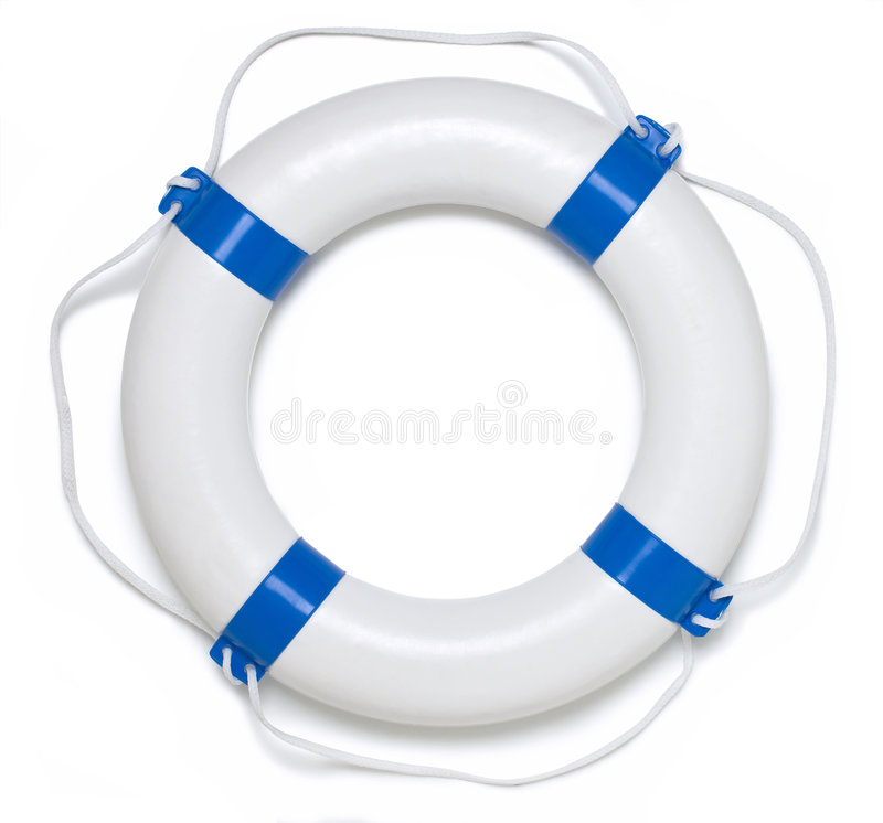 Lifebuoy Ring lizenzfreie stockfotos