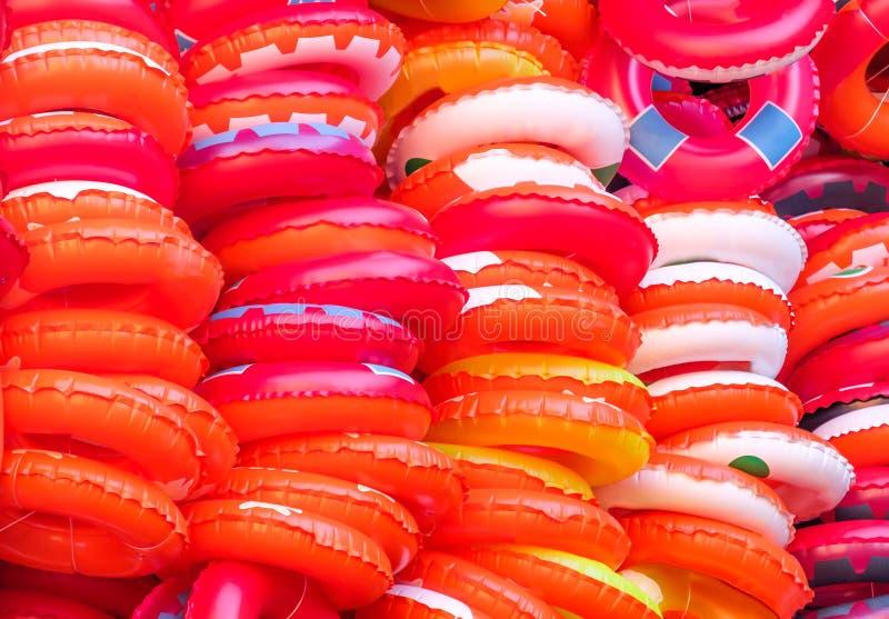 Lifebuoy tekstury czerwieni lifebelt obrazy royalty free