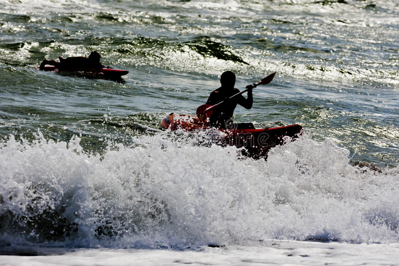 lifeguard stock foto's