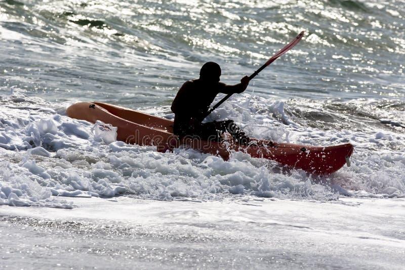 lifeguard stock afbeelding
