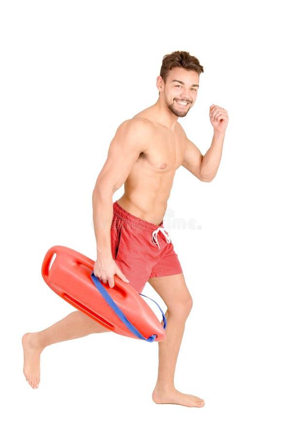 lifeguard stock afbeeldingen