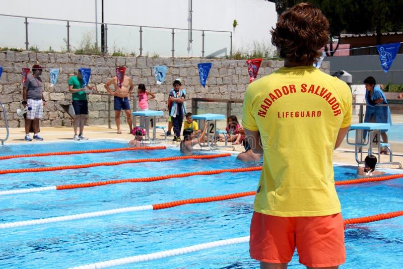 lifeguard photo libre de droits
