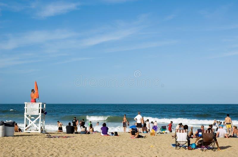Download Lifeguard on duty stock image. Image of umbrella, lifeguard - 260949