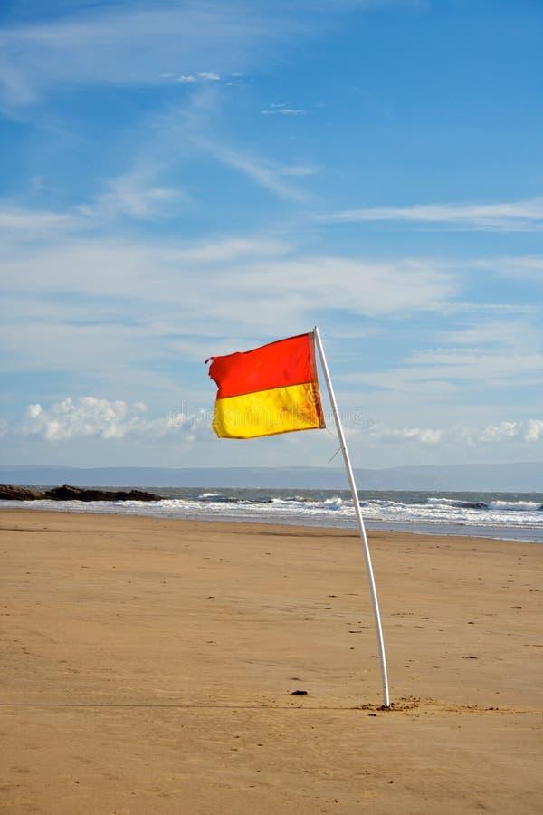 Free Lifeguard Flag Stock Photos - 16550713