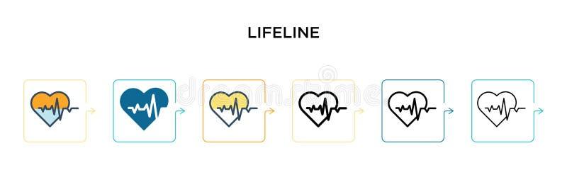 Lifeline Clip Art