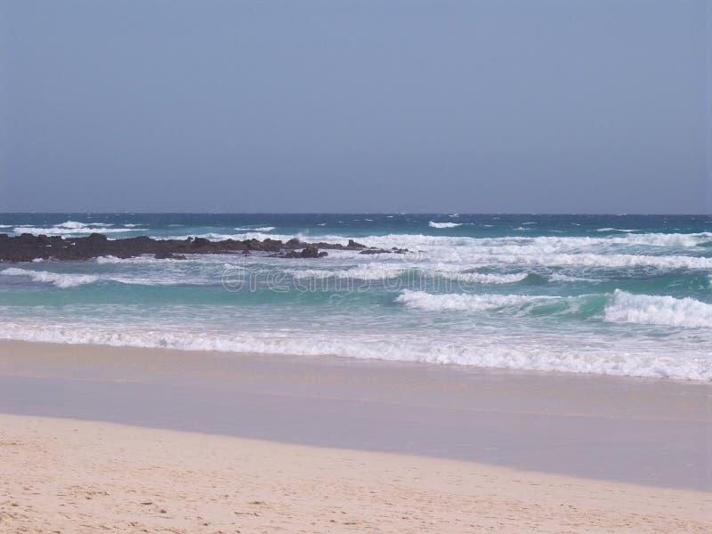 Lifes ein Strand lizenzfreie stockfotografie