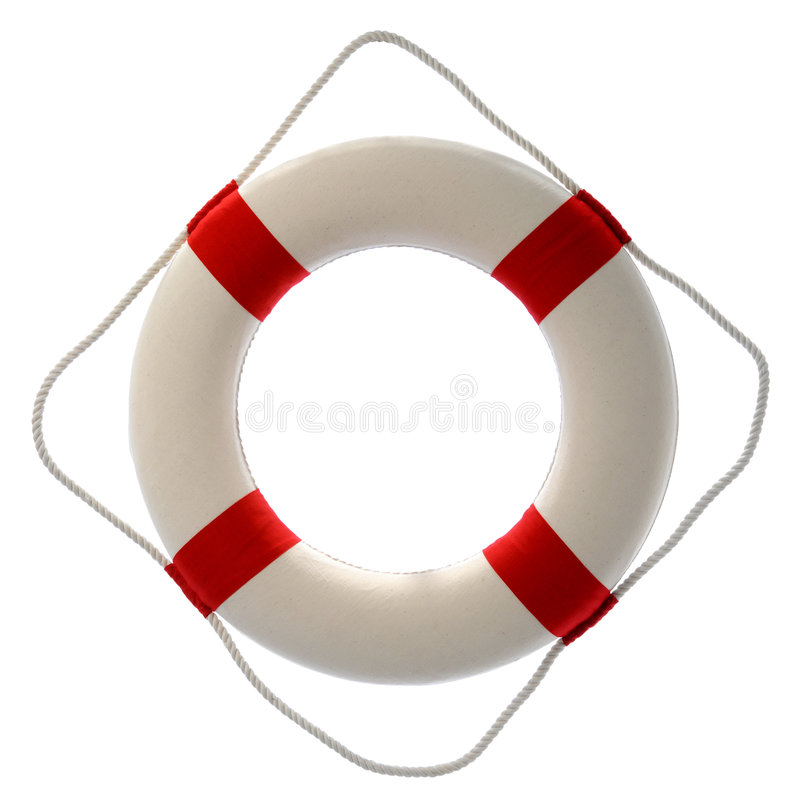 Lifesaver foto de stock