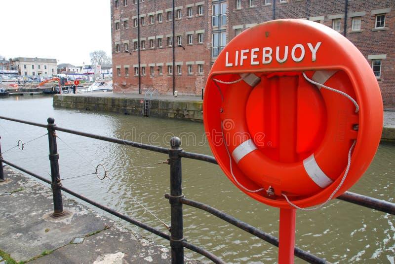 lifesaving pierścionek obraz stock