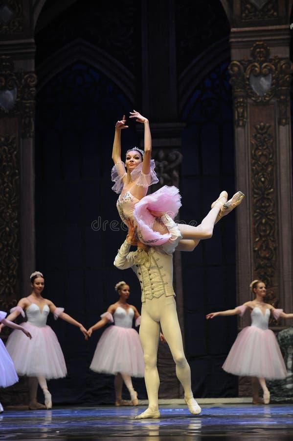 Lift-tableau de 3-Balletnotekraker stock afbeeldingen