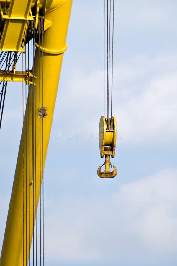 Lifting crane royalty free stock images