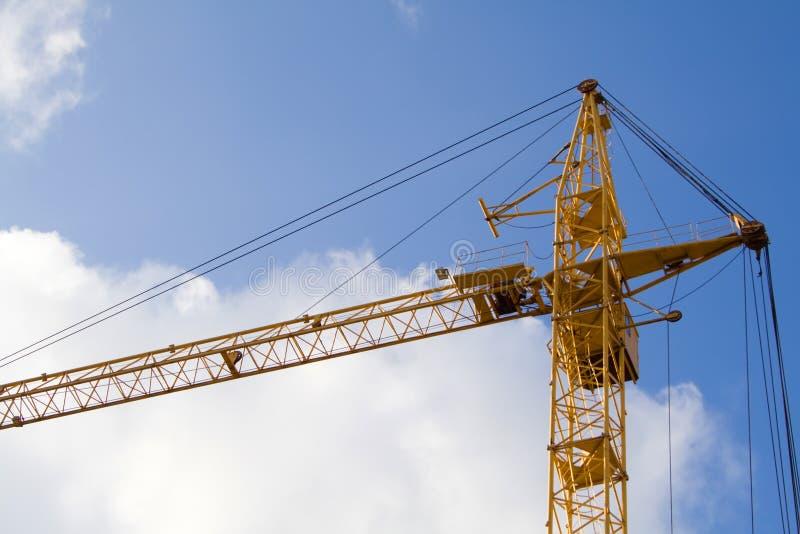 Download Lifting Crane Royalty Free Stock Images - Image: 4591019