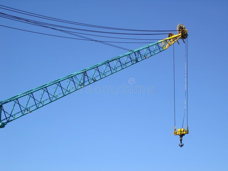 Lifting cranes. stock photos