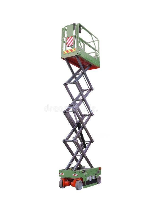 Download Lifting machine stock photo. Image of work, machinery - 26250418