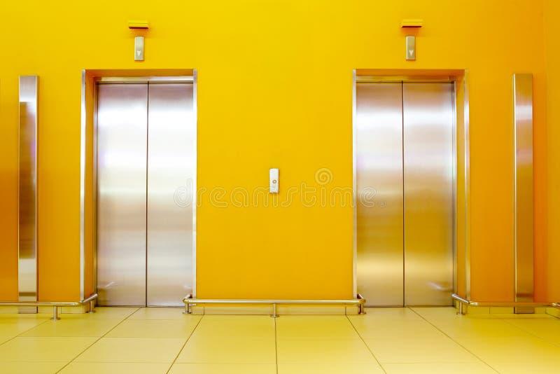 Download Lifts stock image. Image of office, floor, doors, nobody - 7517233