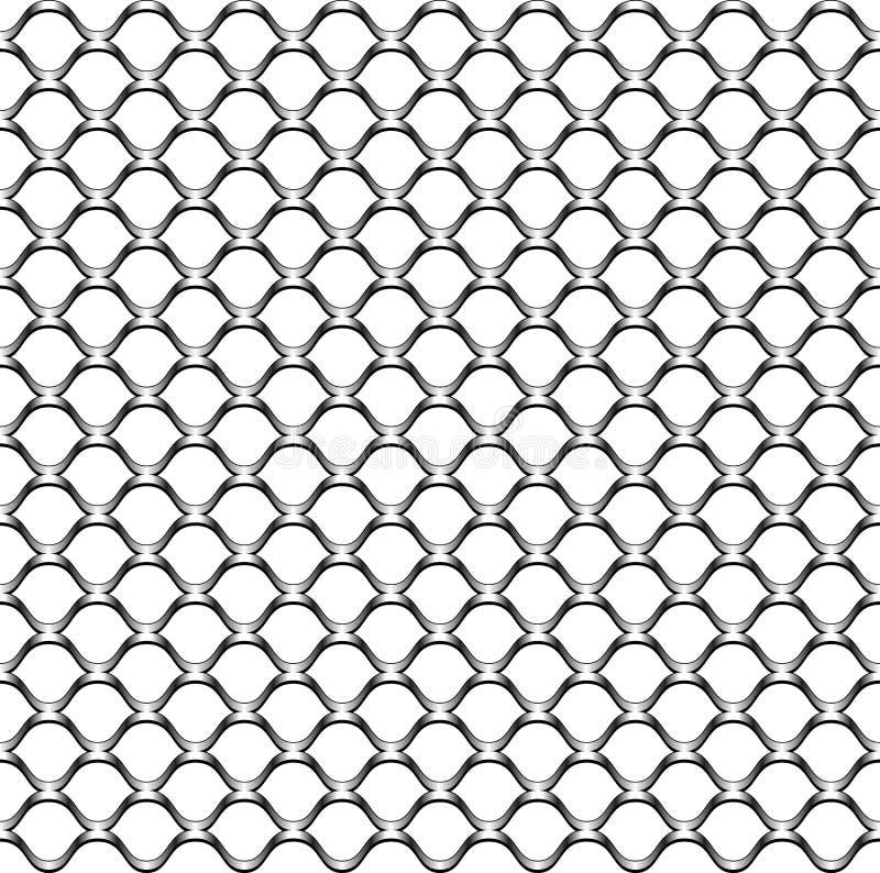 Ligação Chain ilustração stock