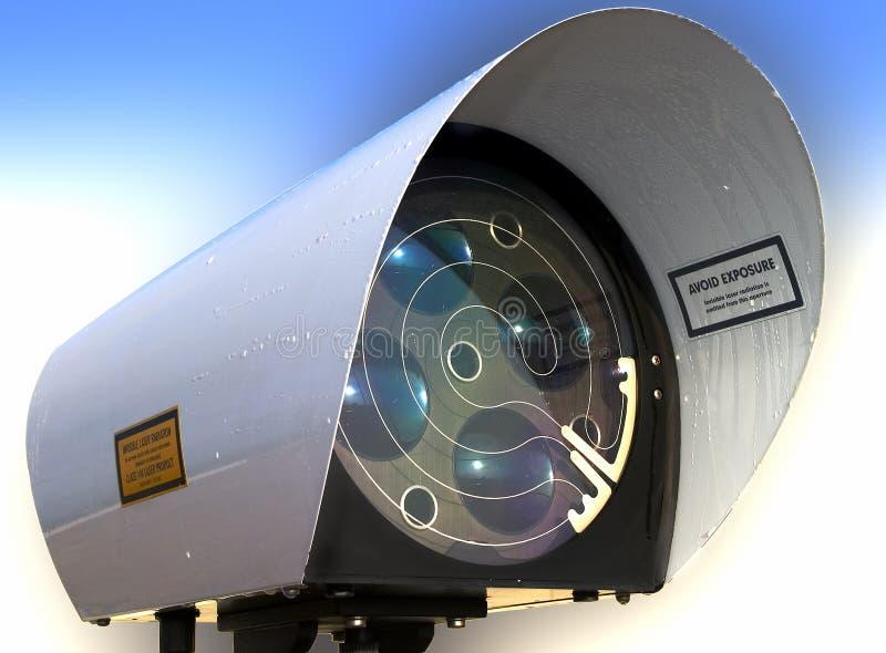 Ligação do laser foto de stock royalty free
