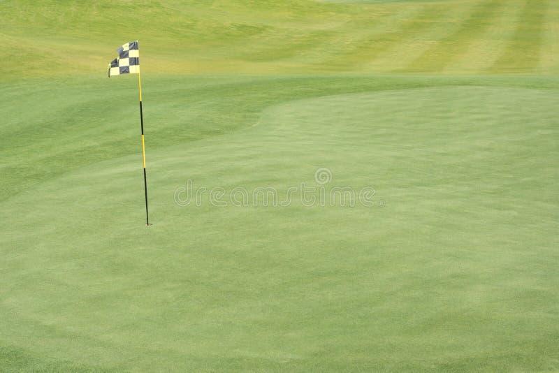 Ligações de golfe fotos de stock