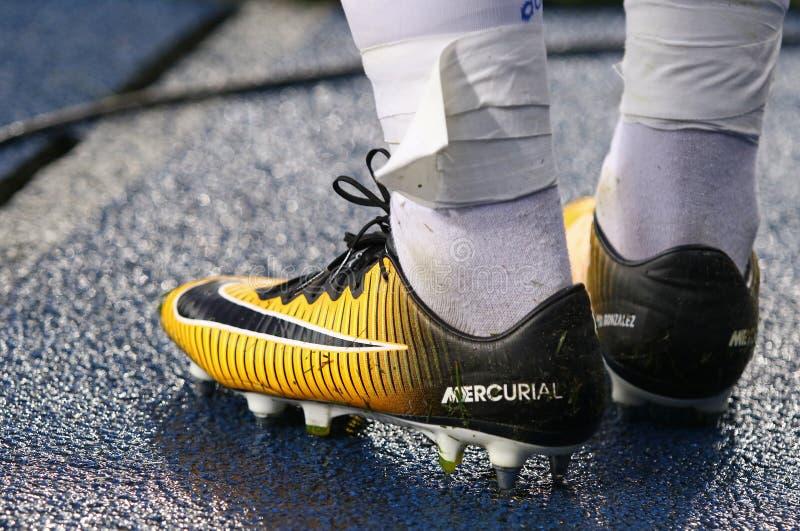 Liga de campeones de UEFA: FC Dynamo Kyiv v Young Boys imagenes de archivo