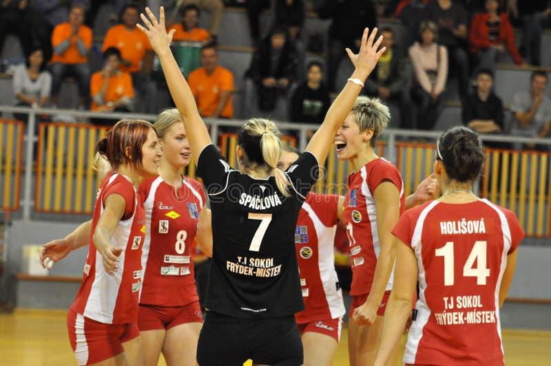 Liga extra do voleibol das mulheres, equipe Frydek-Mistek