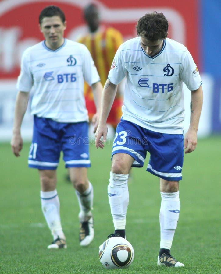 liga footballowa premier rosjanin zdjęcie stock