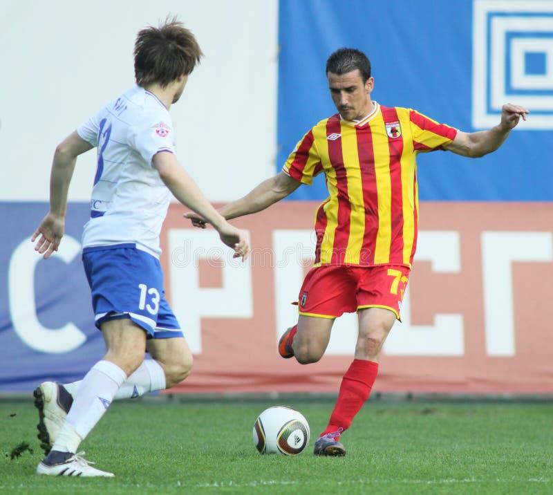 liga footballowa premier rosjanin zdjęcia stock