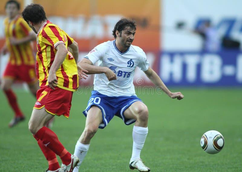 liga footballowa premier rosjanin obraz stock