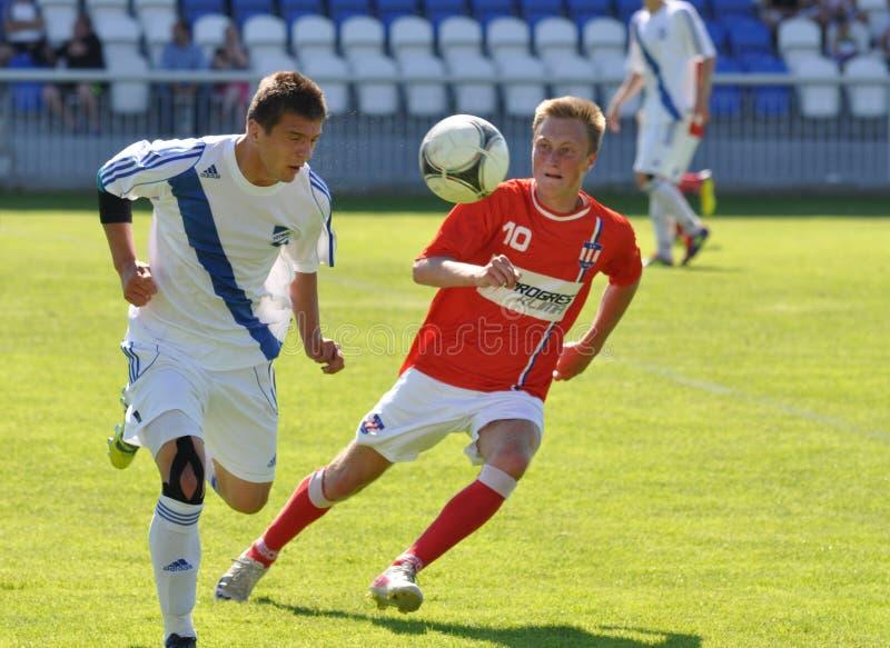 Liga Moravian-Silesian, jogador de futebol Erik Talian