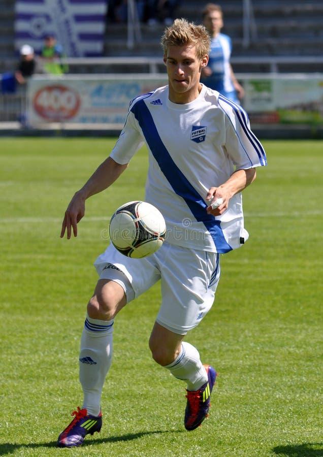 Liga Moravian-Silesian, jogador de futebol Matej Biolek