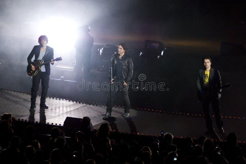 Ligabue in Concert stock photos