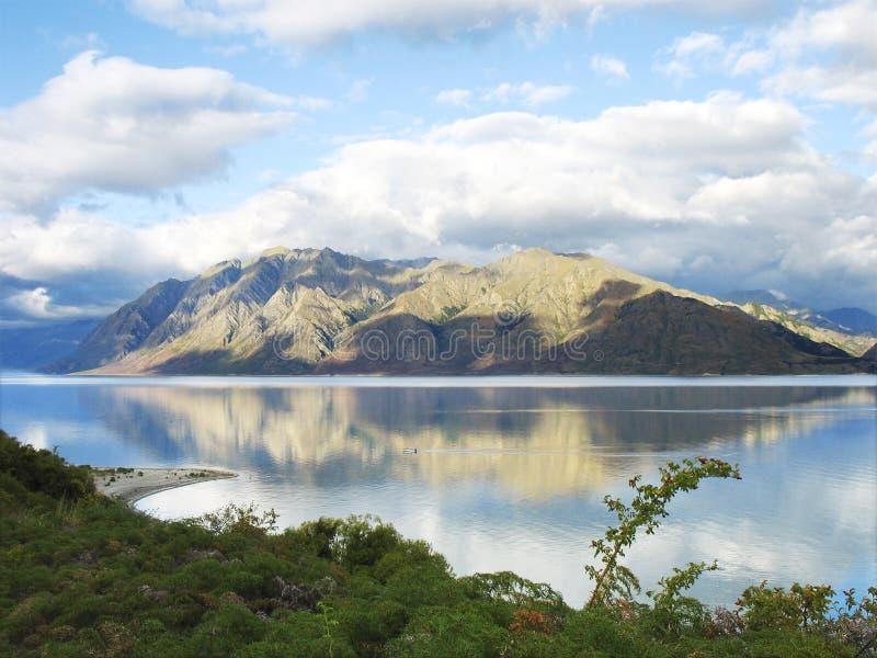 liggande New Zealand fotografering för bildbyråer