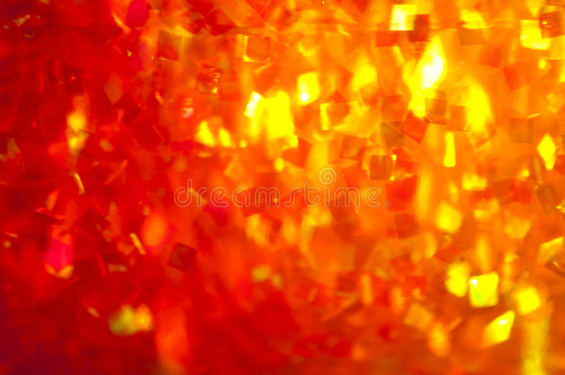 Light abstract. Abstract of yelow and red lights royalty free stock images