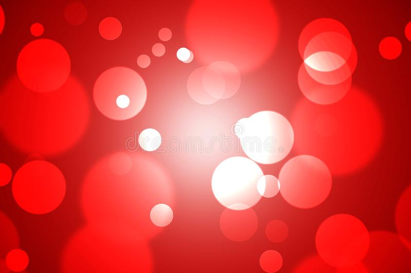Light abstract bokeh background by blur or defocused at light element. Use for background or wallpaper in new year diwali christmas marriage celebration royalty free stock photography