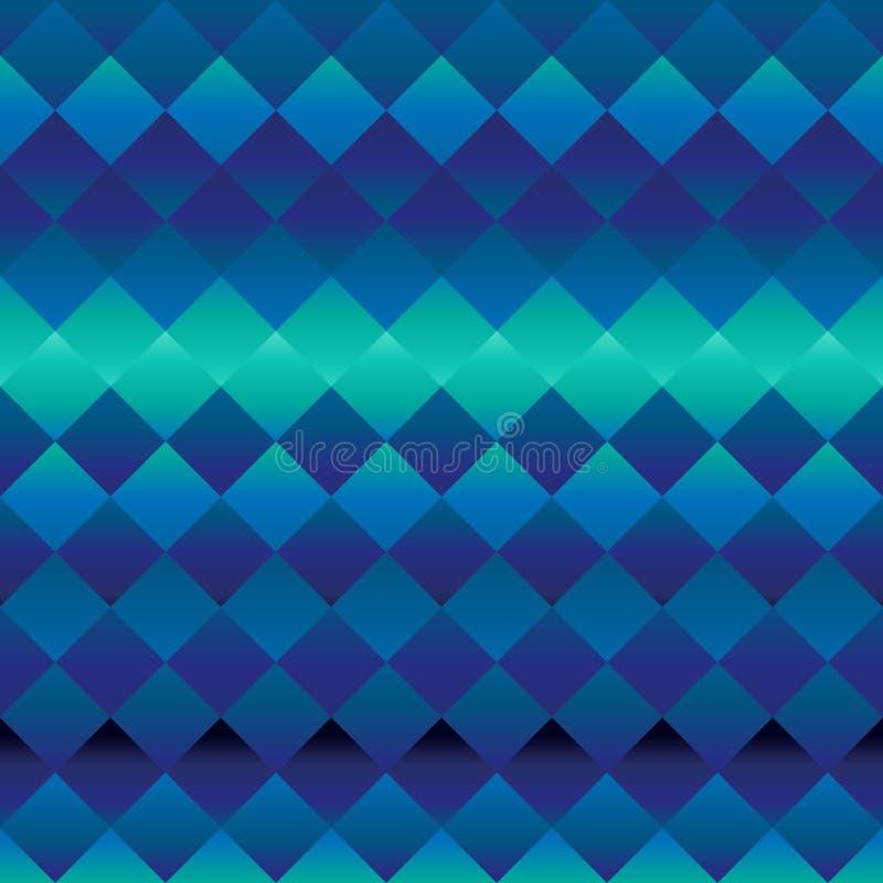 Light abstract diamonds vector background vector illustration