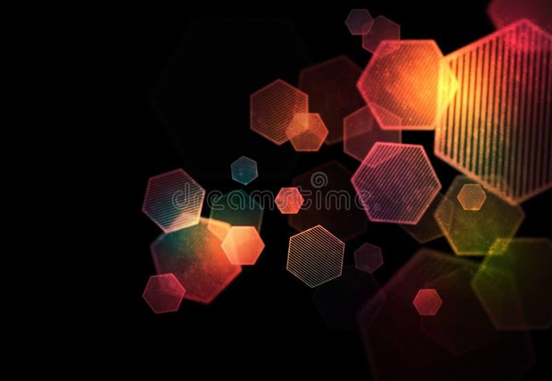 Download Light background stock illustration. Image of colorful - 22230725