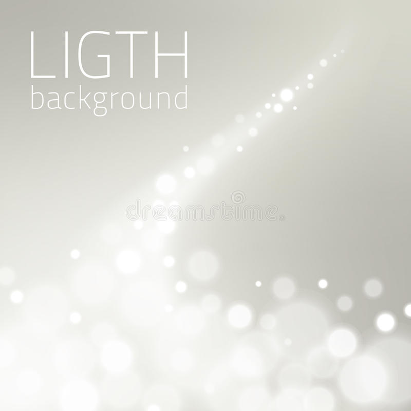 Light Background stock illustration