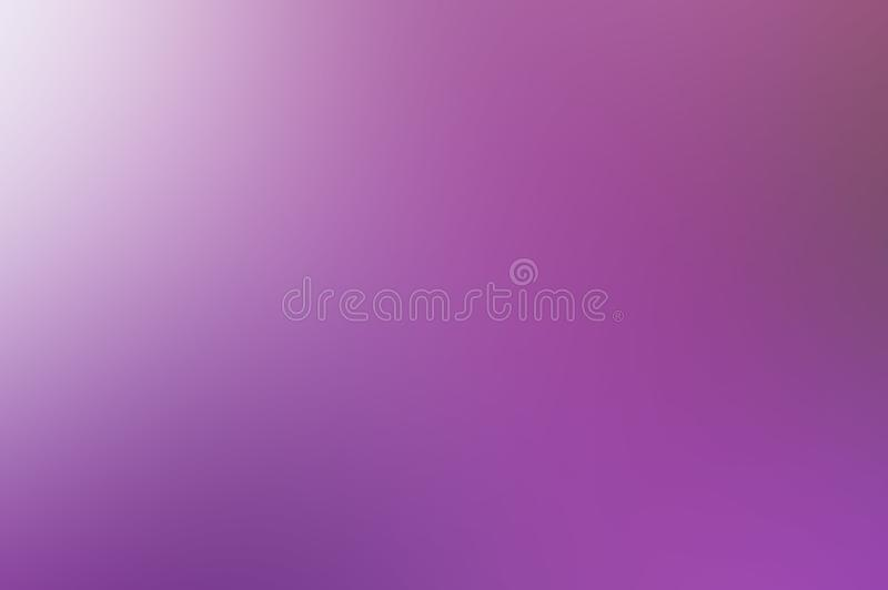 Light background white and purple gradient blurred and bright, colorful festive, birthday. Light background white and purple gradient blurred and bright royalty free stock photo