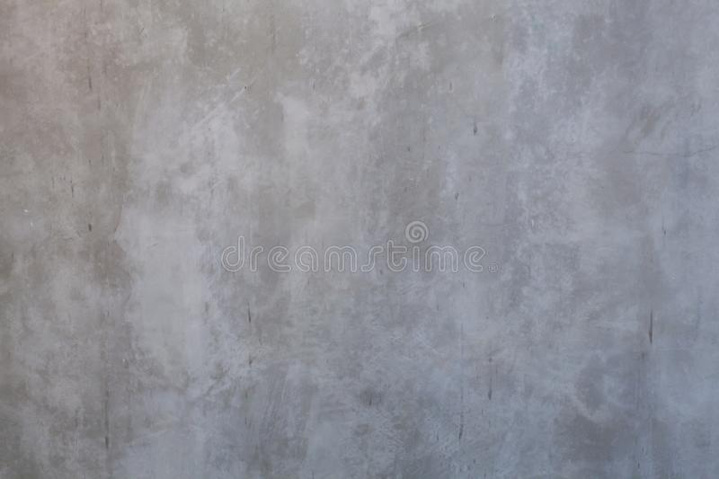 Light bare polished exposed cement texture pattern on house wall surface background. Detail backdrop, abstract design, interior ar royalty free stock images