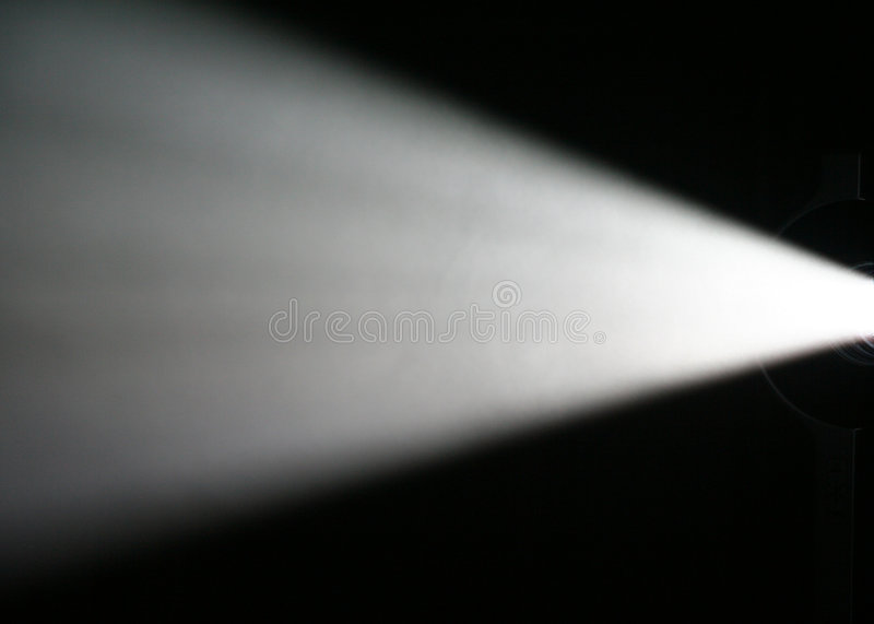 Download Light Beam From Projector Stock Images - Image: 2355424