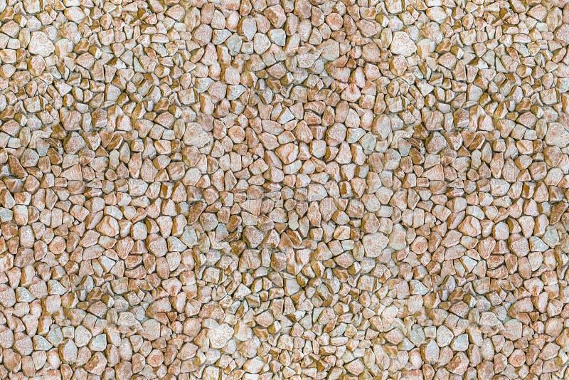 Light beige gray gravel many stones background natural base base design decoration set cobblestone pattern hard royalty free stock image