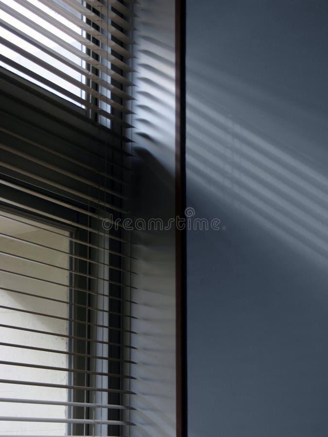 Light blades stock image