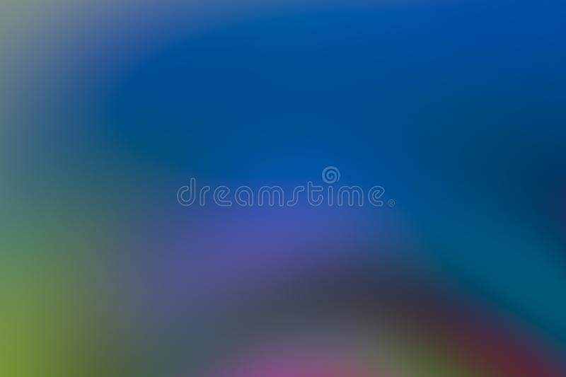 Light blue abstract background colorful rainbow background lilac green corrugated striped contrast base design royalty free stock image