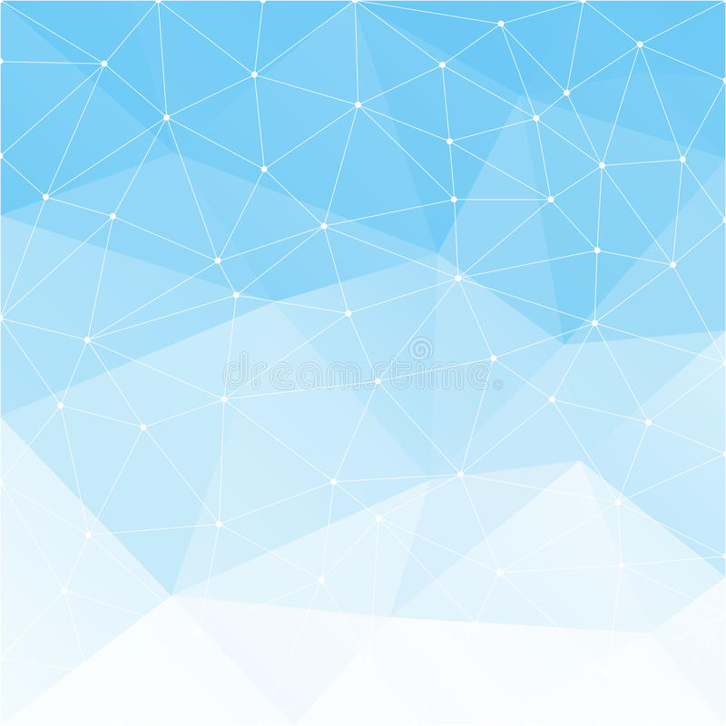 Light blue abstract background royalty free stock photography