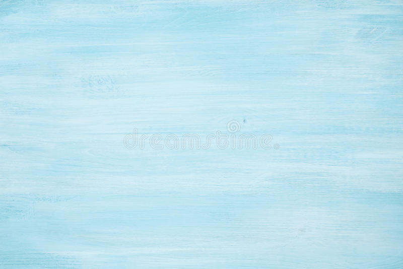 Light blue abstract wooden texture background image.  stock image