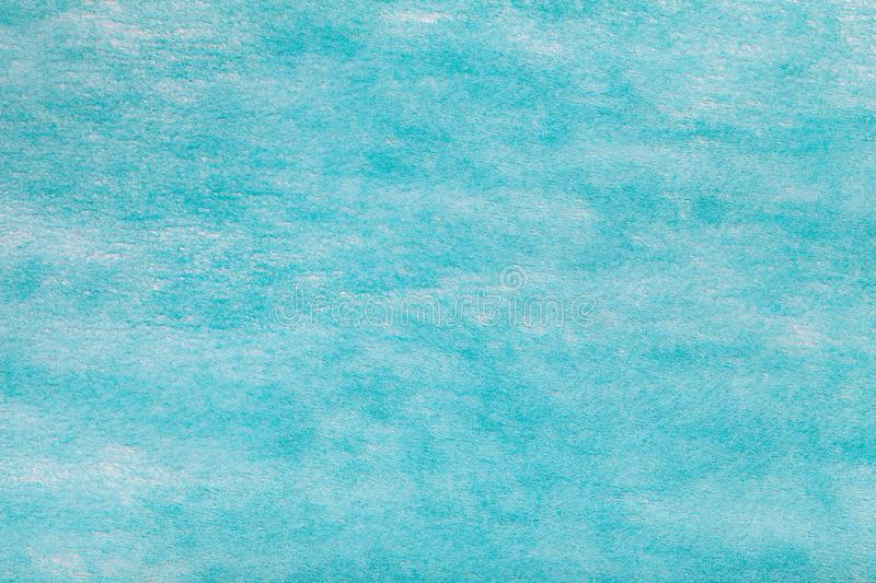 Light blue background of felt fabric. Texture of woolen textile royalty free stock photography